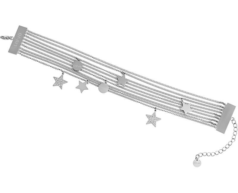 Liu.Jo Ocelový náramek LJ1204