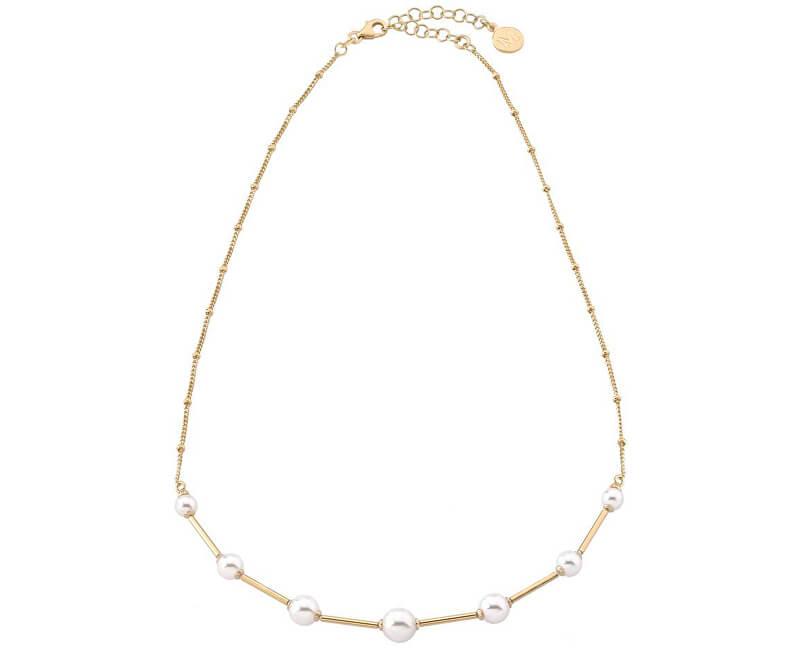 Majorica Luxusní náhrdelník s pravými perlami 14866.01.1.000.010.1