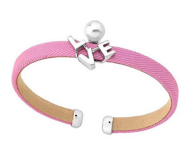 Majorica Pink Love Pearl brățară 15151.01.6.000.010.1