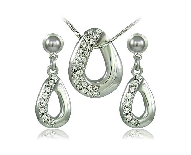 MHM Souprava šperků Porto Crystal 34129