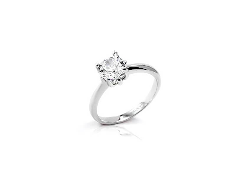 Modesi Zásnubní prsten QJR1948L