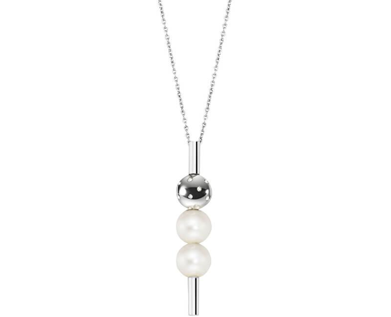Morellato Ocelový náhrdelník Lunae SADX08