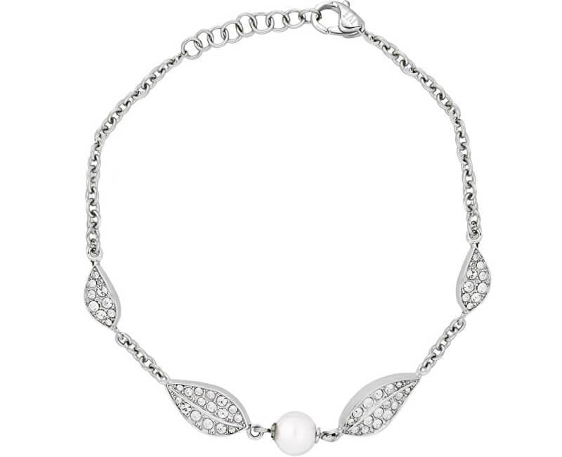 Morellato Brățară din oțel inoxidabil cu perlă Natura SAHL11