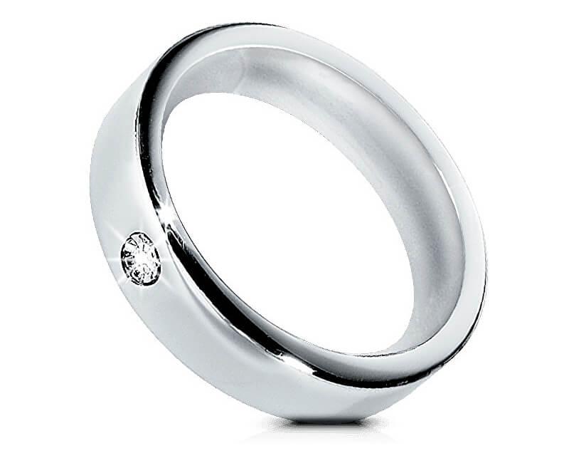 Morellato Ocelový prsten Love Rings S8515