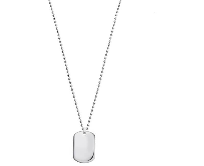 Morellato Colier de oțel Cross SAHU03 pentru bărbați