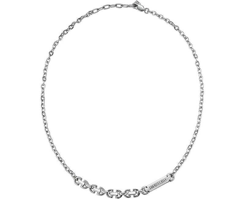 Morellato Pánský ocelový náhrdelník Rocce SALS02