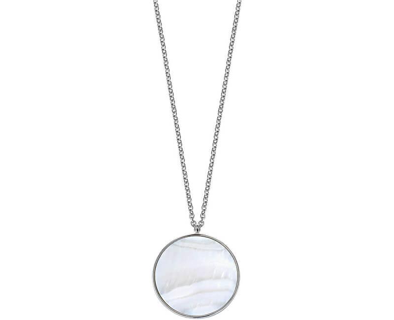 3593cacda Morellato Nežný náhrdelník zo striebra Perfetti SALX02 (retiazka, prívesok)