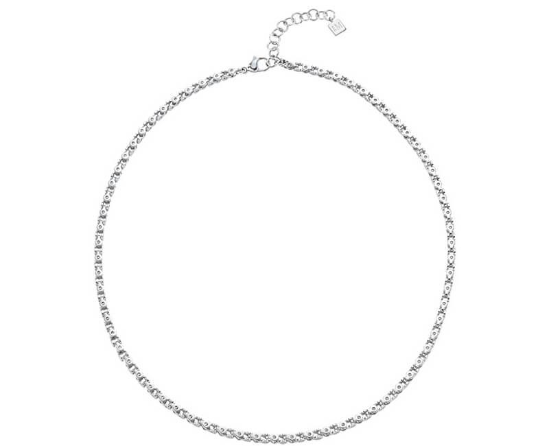 Morellato Pánský náhrdelník Stile Rose Gold Heart SAGH13