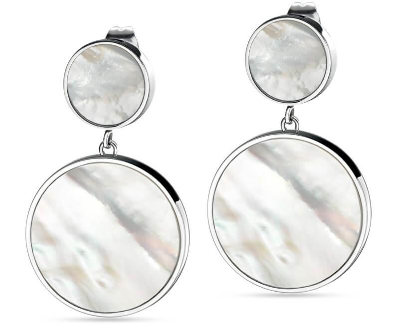 35353bdbd Morellato Strieborné visiace náušnice s perleťou Perfetti SALX07 Výpredaj