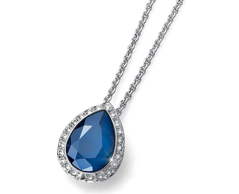 Oliver Weber Dámský náhrdelník Kingly 11803 BLU
