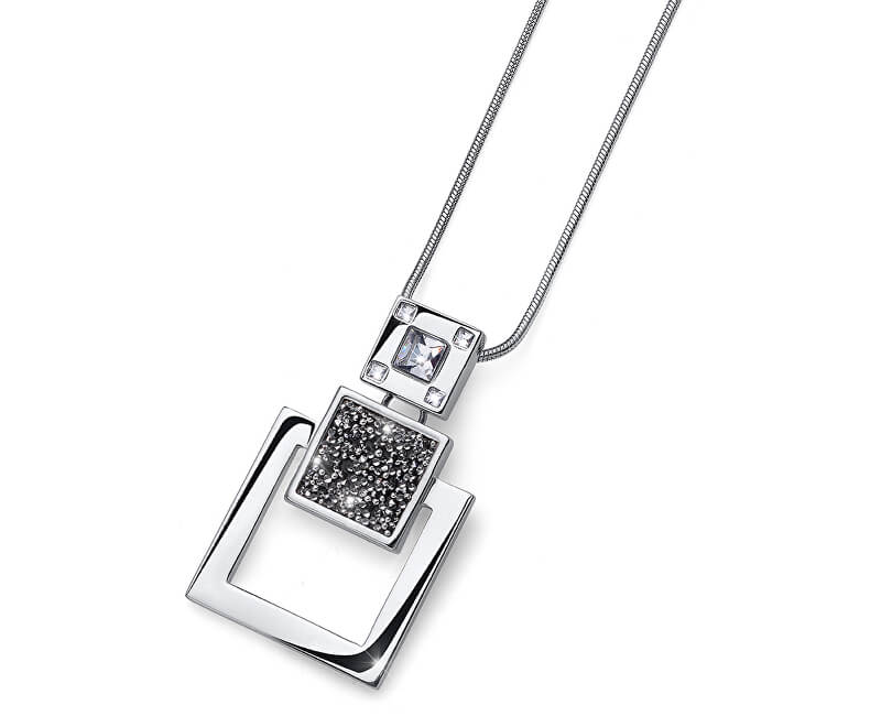 Oliver Weber Caseta de colier de cristal mare 11968
