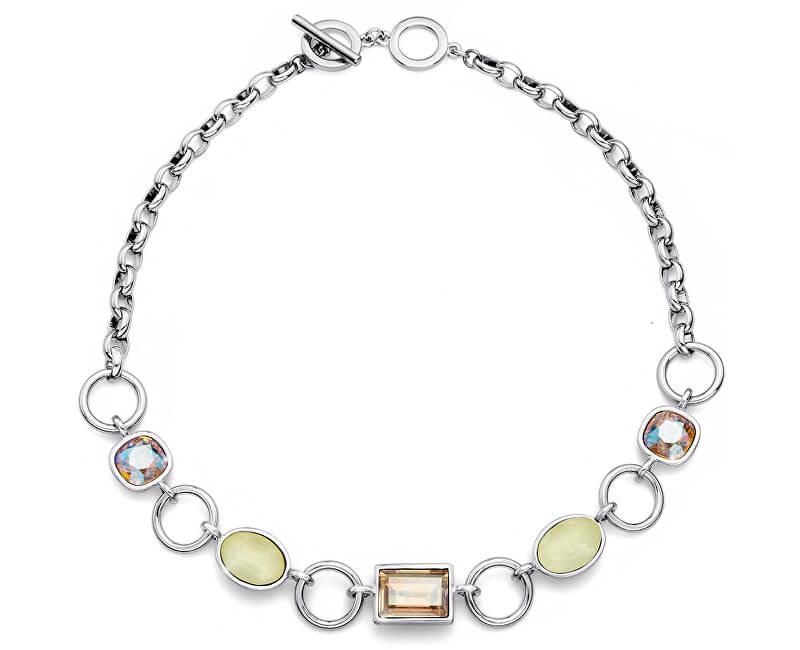 Oliver Weber Originální náhrdelník Royal 11800 YEL