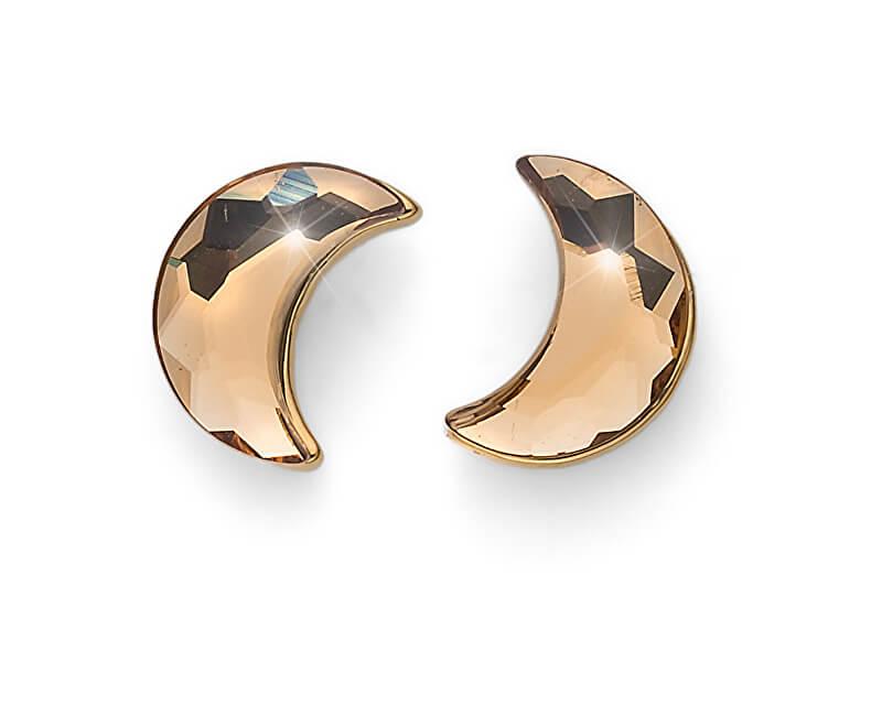 Oliver Weber Cercei placate cu aur cu cristal Lunina 22793G 246