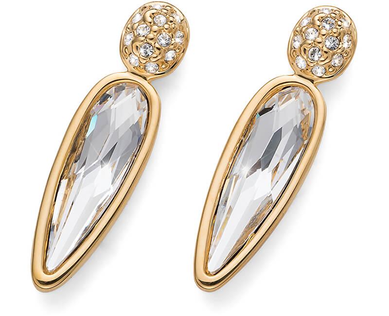 Oliver Weber Cercei placați cu aur cu cristale 22809G 001