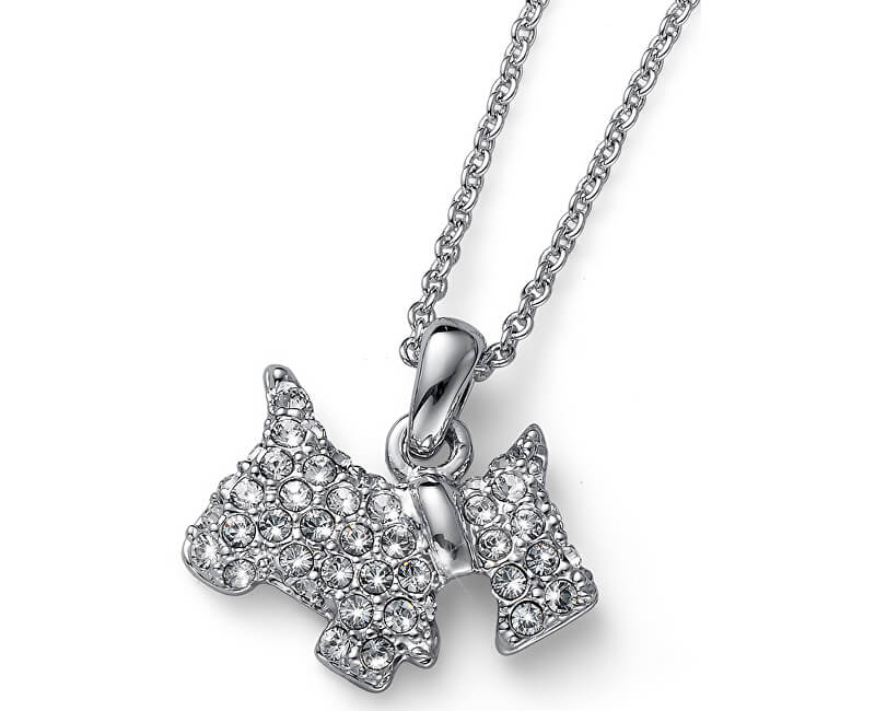 Oliver Weber Roztomilý náhrdelník Doggy 11808