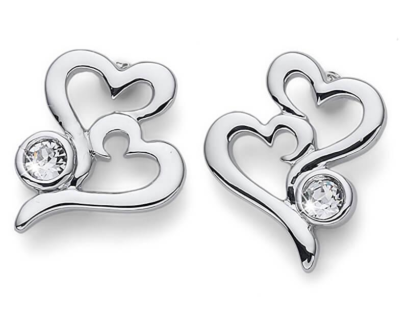 Oliver Weber Cercei drăguț de cristal Love 22776
