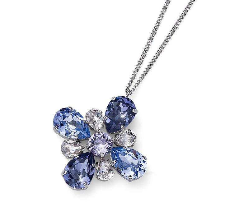 Oliver Weber Úchvatný náhrdelník Jazzy 11871 VIO