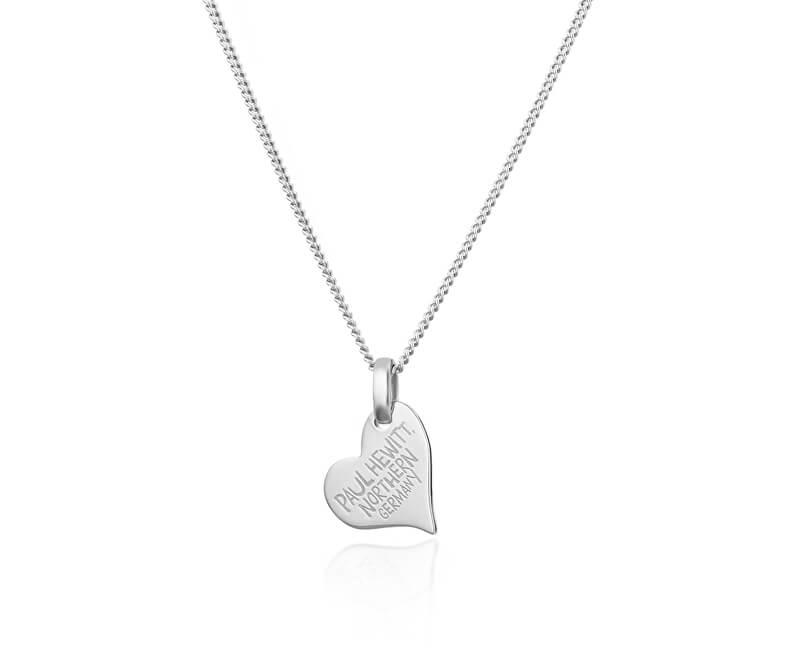 Paul Hewitt Stříbrný náhrdelník se srdíčkem PH-HN-S