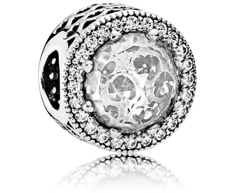 Pandora Luxusní čirý korálek 791725CZ