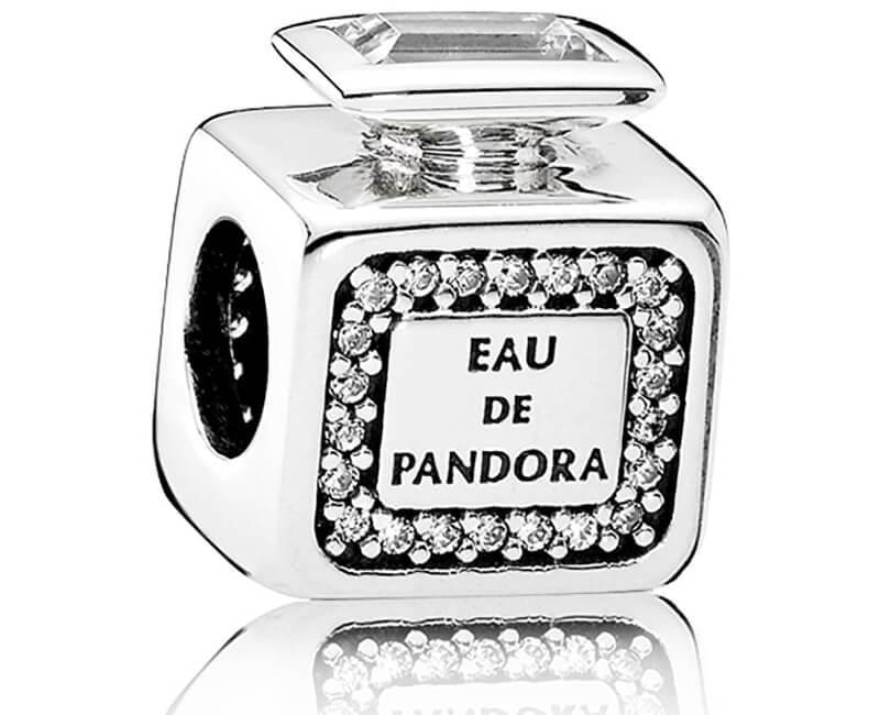 Pandora Luxusní korálek Parfém 791889CZ