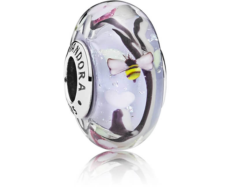 Pandora Skleněný korálek Začarovaná zahrada 797014