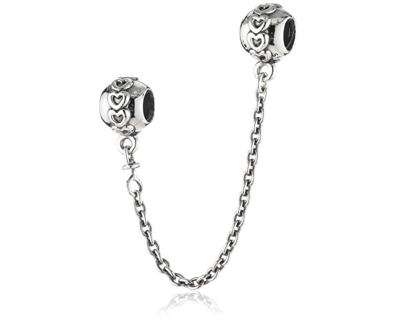 Pandora Stříbrný bezpečnostní řetízek 791088-05