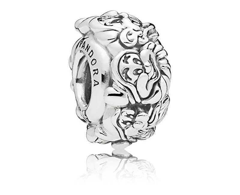 Pandora Stříbrný korálek Disney Sedm trpaslíků 797491