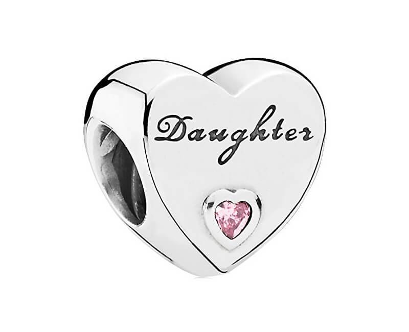Pandora Argint șirag de mărgele de iubita fiica 791726PCZ