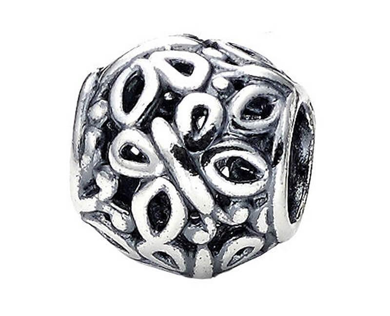 Pandora Stříbrný korálek Motýlci 790895