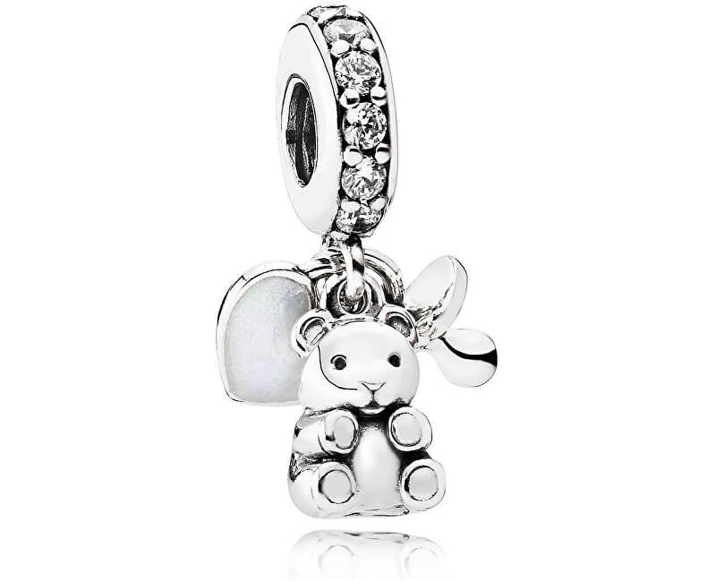 Pandora Stříbrný přívěsek Dětské poklady 792100CZ  297350feccf