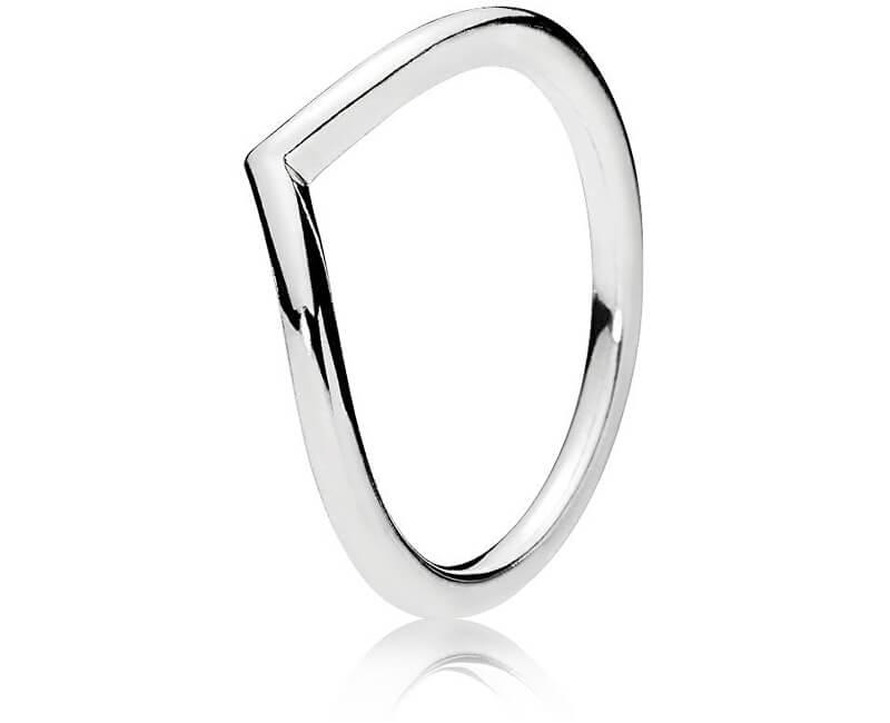 Pandora Stříbrný prsten 196314
