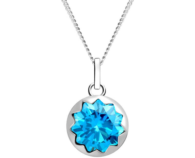 4c48059b5 Preciosa Dámsky strieborný náhrdelník Vela 5252 67 (retiazka, prívesok)