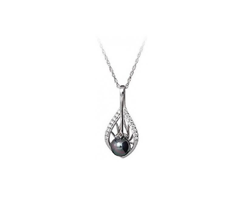 Preciosa Elegantní náhrdelník Touch of Luxury 5209 20 (řetízek, přívěsek)