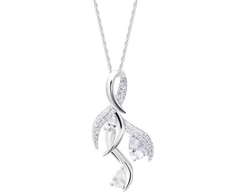 Preciosa Okouzlující náhrdelník Rosemary 5228 00 (řetízek, přívěsek)
