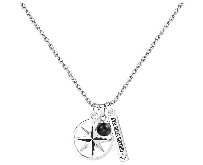S`Agapõ Pánský cestovatelský náhrdelník Indie SIN02