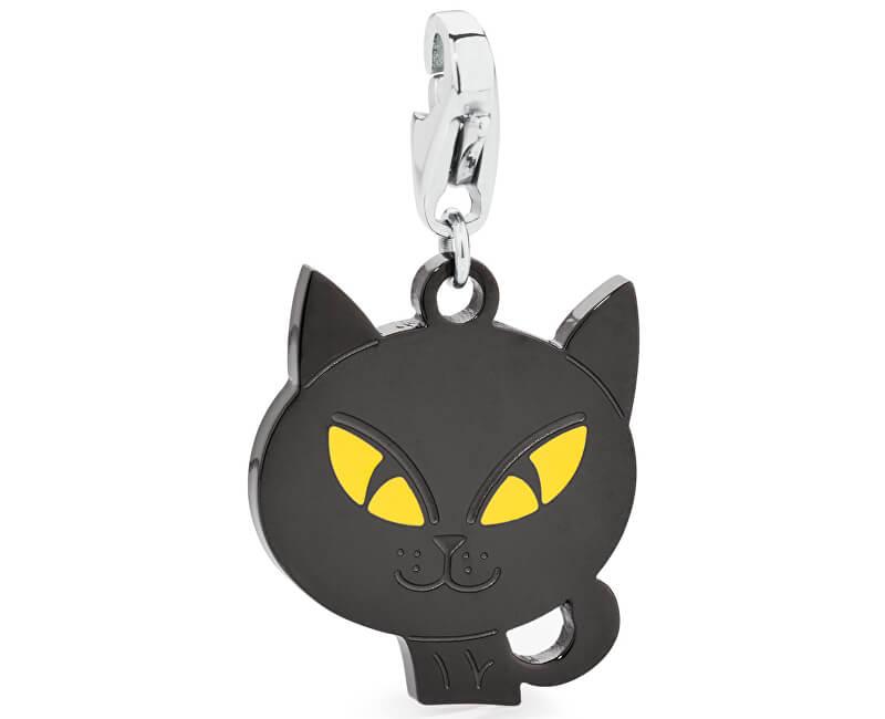 čierna mačička vloženie