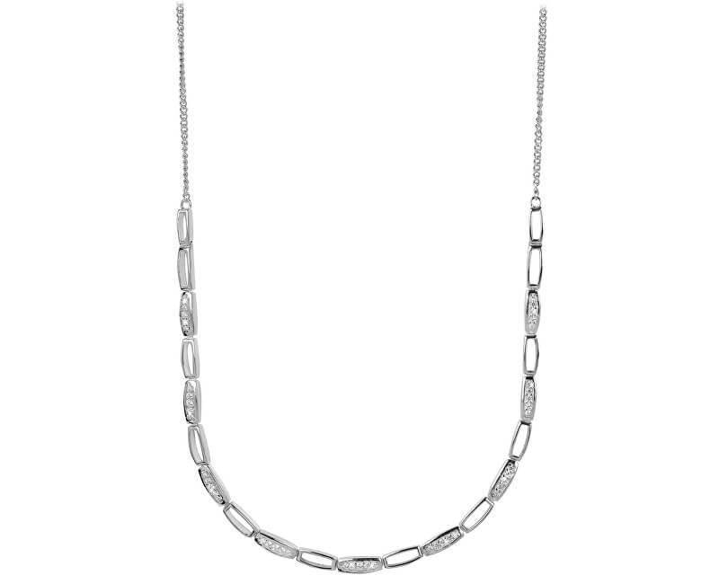 d5e084e2b Silver Cat Krásný náhrdelník se zirkony SC271 Doprava ZDARMA | Sperky.cz