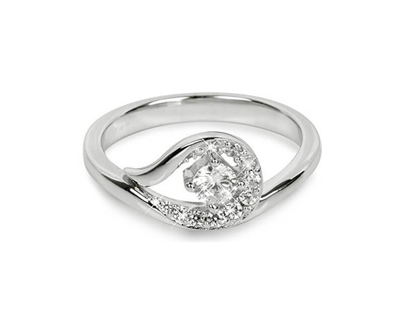 fd5f3f5c3 Silver Cat Stříbrný prsten se zirkony SC212 Doprava ZDARMA ...
