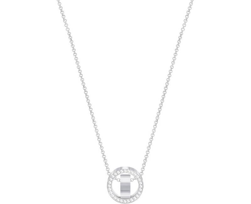 Swarovski Elegantní náhrdelník HOLLOW 5349348