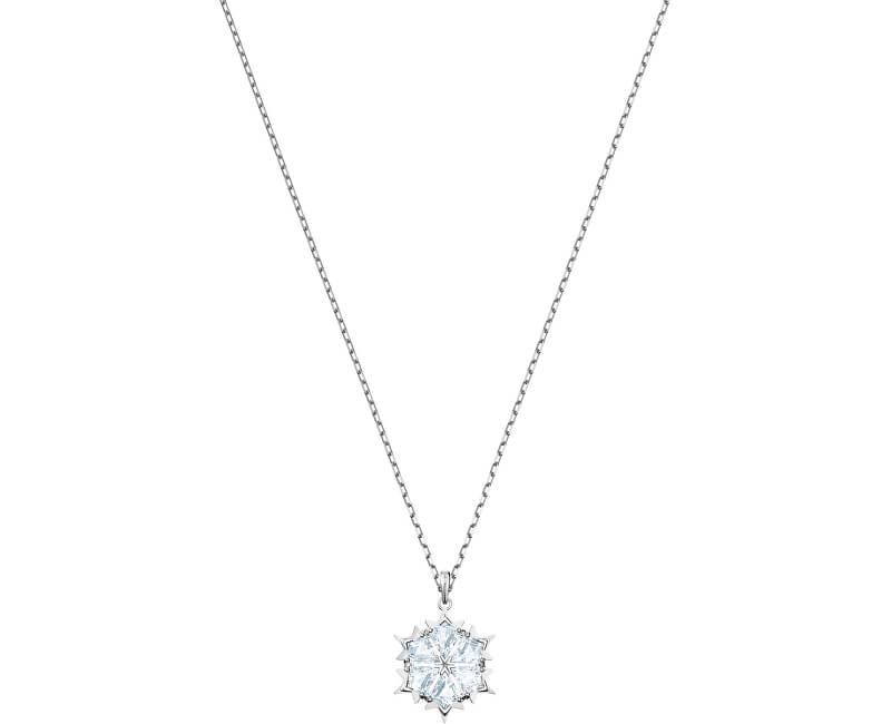 Swarovski Elegantní náhrdelník s třpytivým krystalem MAGIC 5428432