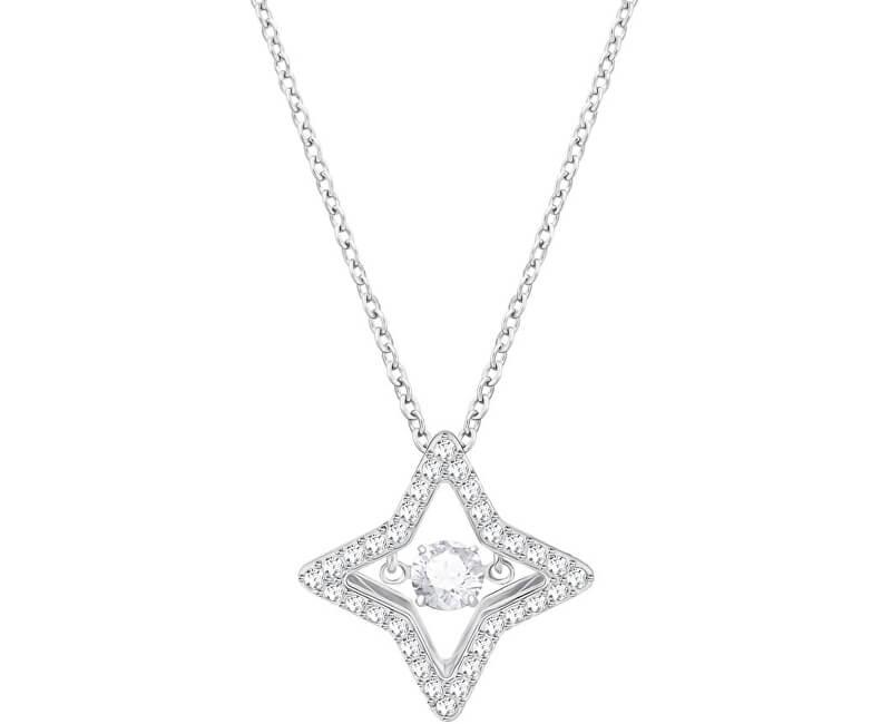 Swarovski Luxusní náhrdelník s hvězdičkou SPARKLING DANCE 5349654