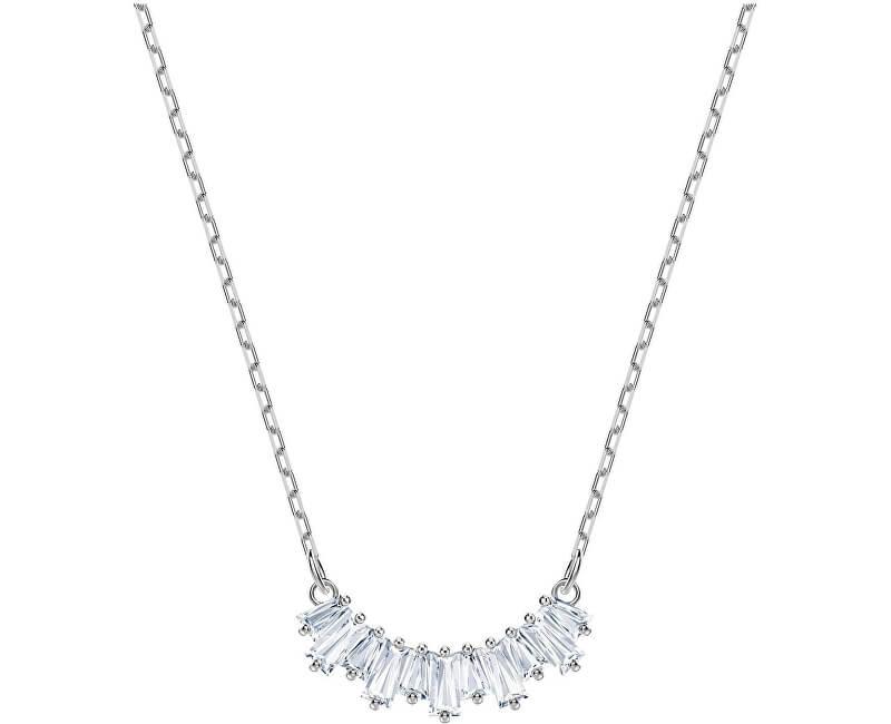 Swarovski Náhrdelník s třpytivými krystaly SUNSHINE 5472490