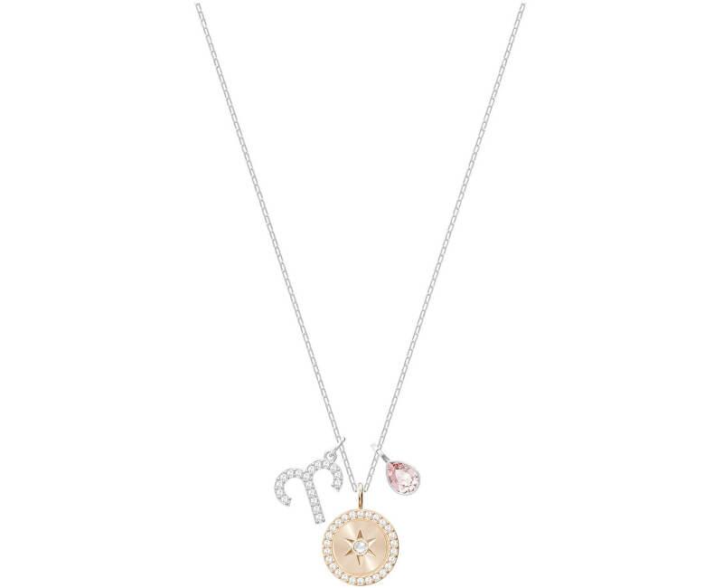 Swarovski Slušivý náhrdelník Beran ZODIAC 5349220