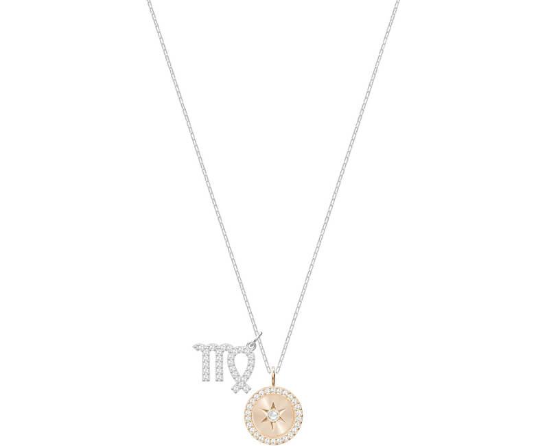 Swarovski Slušivý náhrdelník Panna ZODIAC 5349224