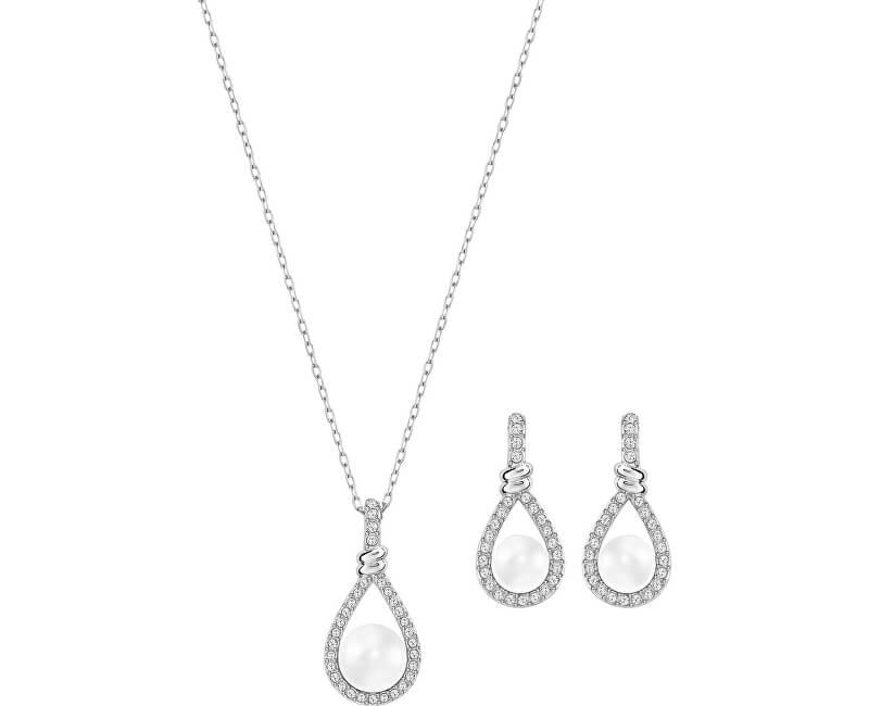 Swarovski Souprava šperků ENLACE 5197607
