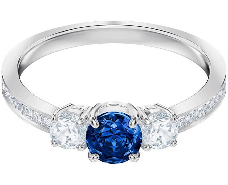41f8c0689 Swarovski Třpytivý prsten ATTRACT TRILOGY 5448900 Doprava ZDARMA ...