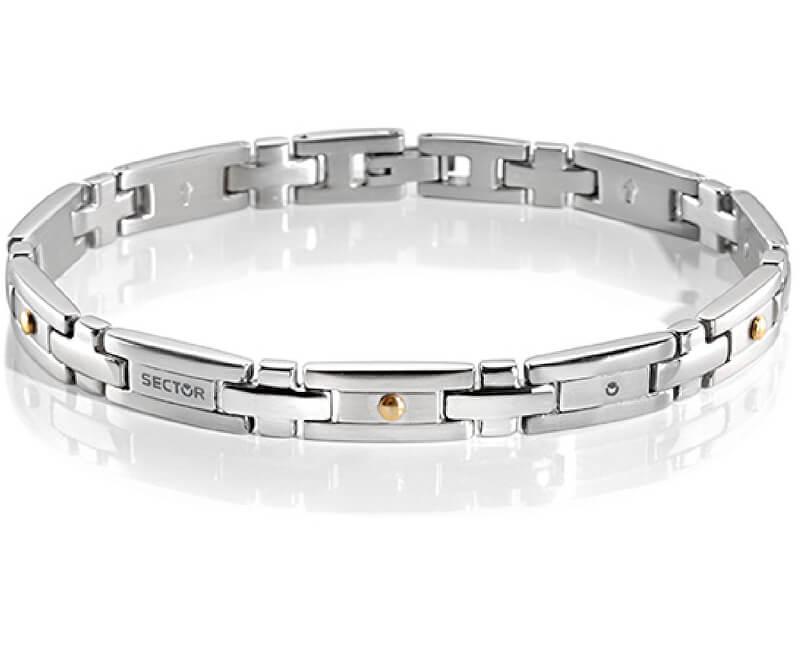 Sector Jewels Brățară din oțel modern SLI57