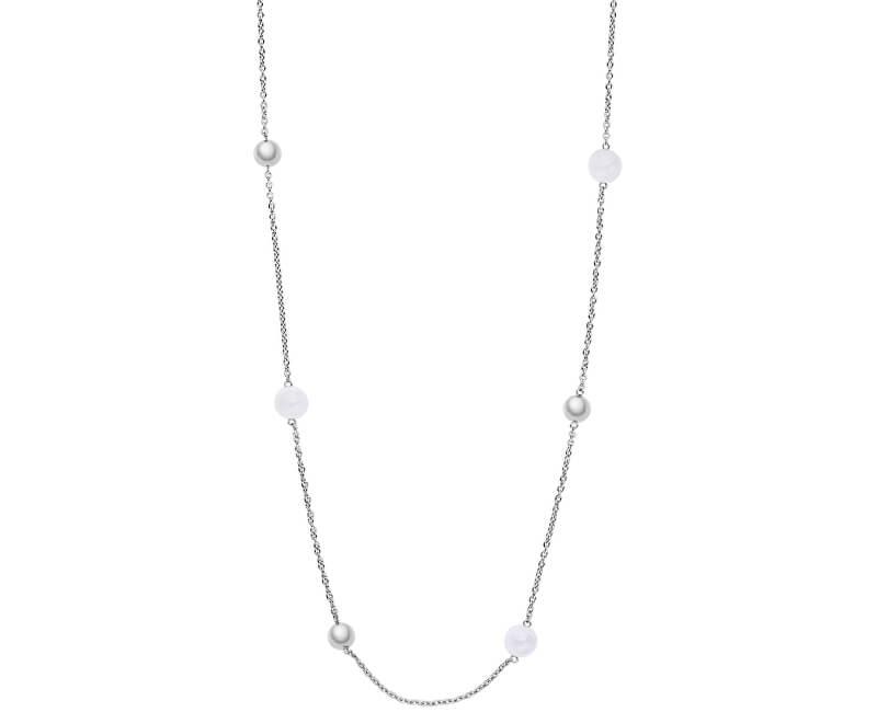 227eaaa1897 Skagen Něžný náhrdelník s korálky SKJ0961040 Doprava ZDARMA