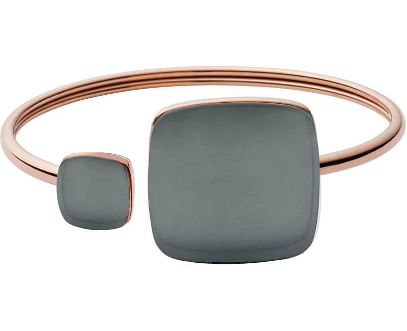 Skagen Pevný bronzový náramok pre ženy SKJ0874791