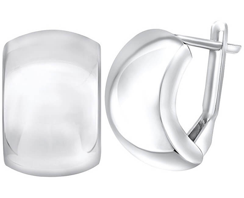 Silvego Soft cercei de argint QRK53